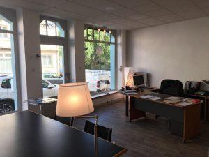 Les bureaux de SalmonLux, installés à Mondorf-les-bains