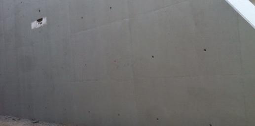 Cosmétique béton : réparation et protection des surfaces béton brut