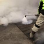 Nettoyage écologique à la vapeur sèche